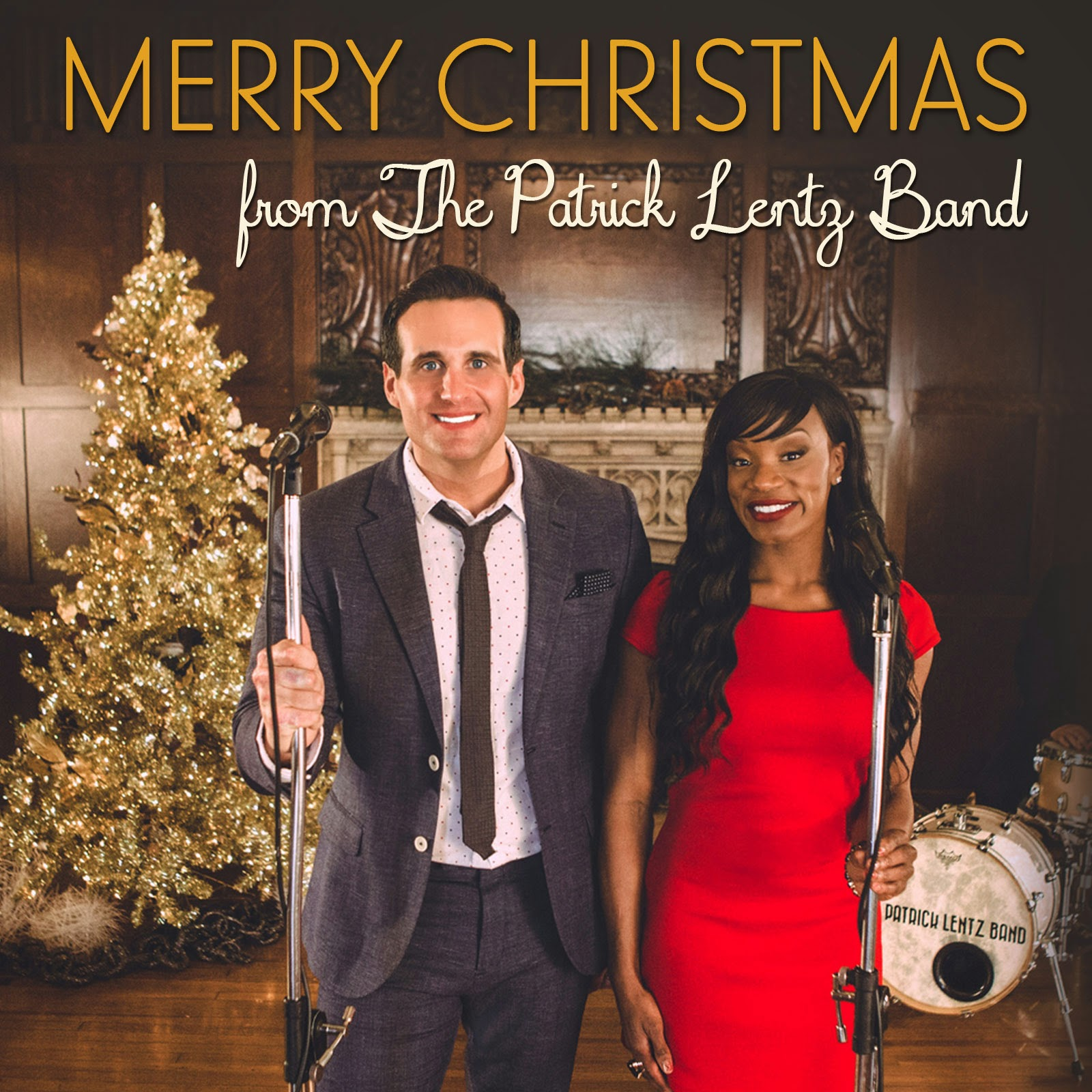 Merry Christmas From The Patrick Lentz Band Is Now On Sale At ITunes And Google Play!