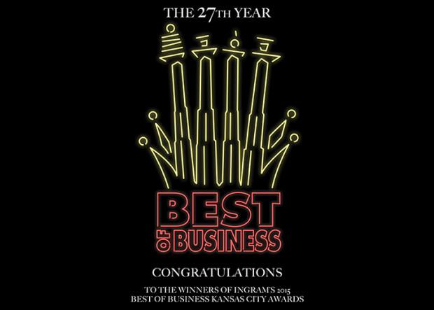 The Patrick Lentz Band Wins Best Local Entertainer Award From Ingram's Kansas City 2015