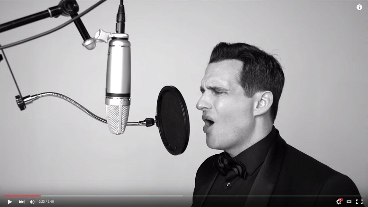 New Video Released: Adele – Hello (Patrick Lentz Cover)