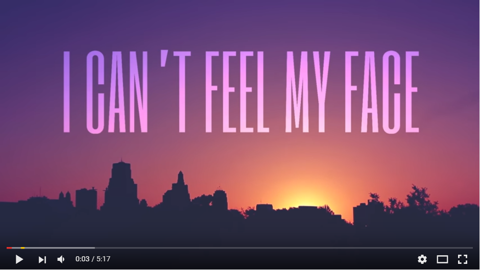 NEW VIDEO: The Weeknd – I Can't Feel My Face (Patrick Lentz Acoustic Cover)
